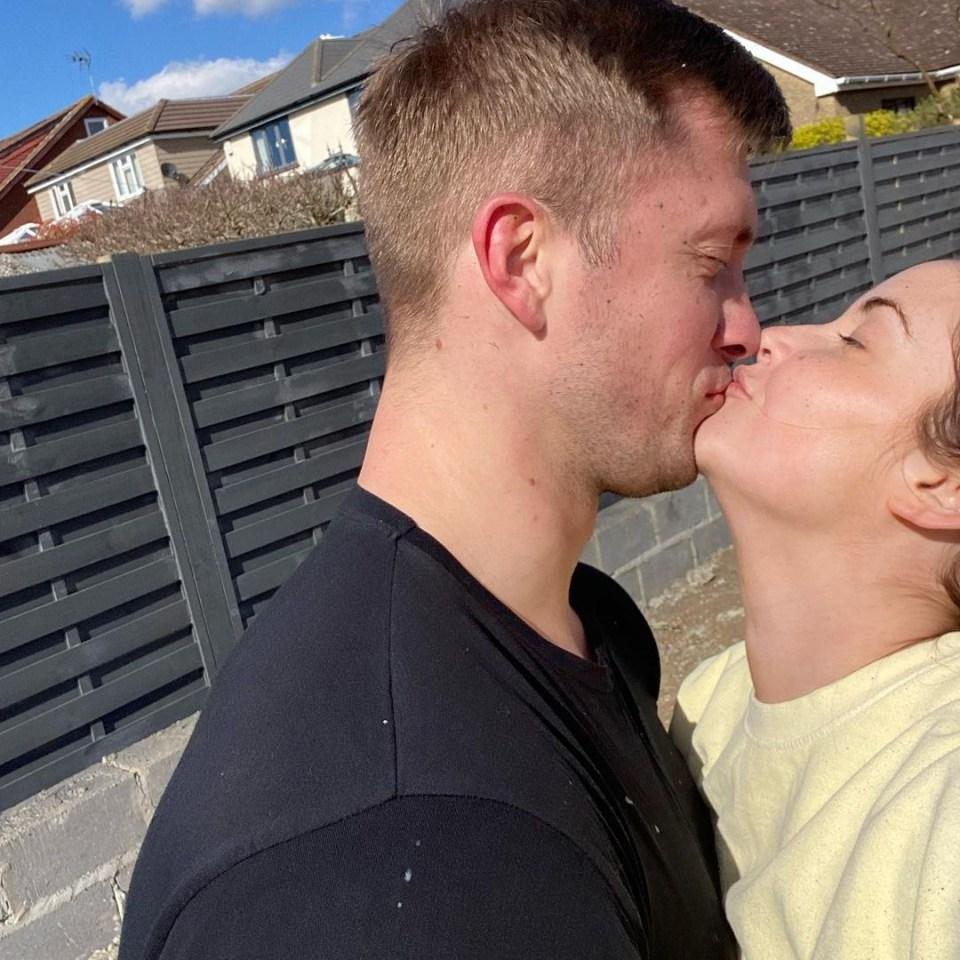 Jacqueline Jossa has opened up on marital rows with husband Dan Osborne