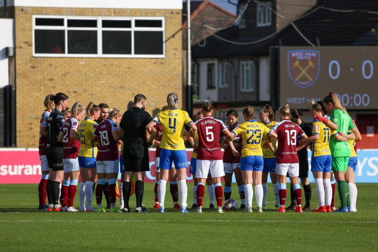 Aston Villa and West Ham are among the WSL sides supporting NWSL player protests