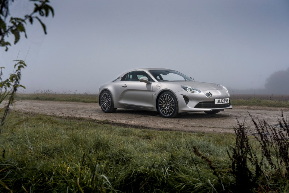 Renault's rare and wonderful sports car, the Alpine A110, is the first and last modern-day Alpine with a petrol engine