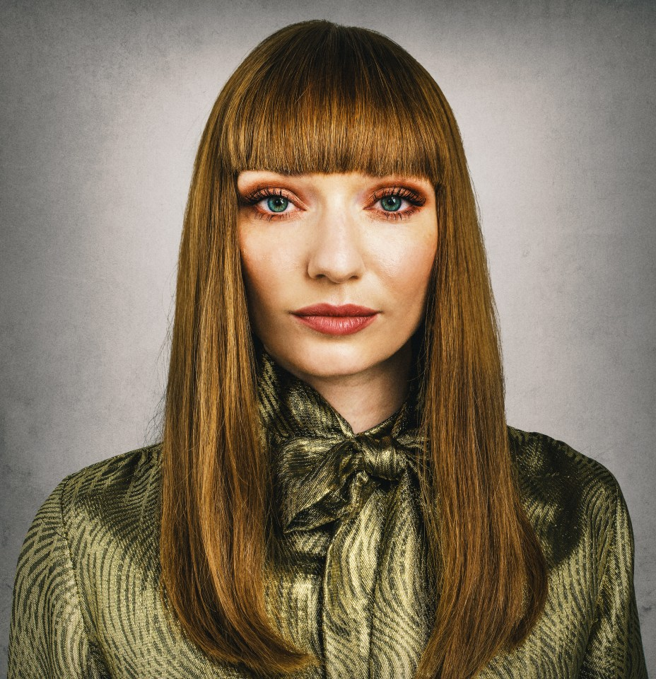Cocaine-snorting celebrity Lady Gabby, as played by Eleanor Tomlinson, was based on diva supermodel Naomi Campbel