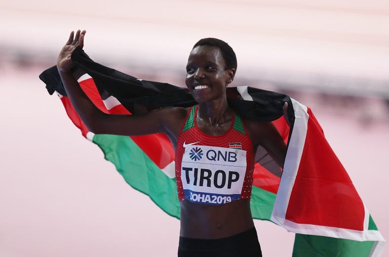 , Agnes Jebet Tirop dead at 25: Tokyo Olympic star and World medallist found stabbed to death at home in Kenya, The Evepost News