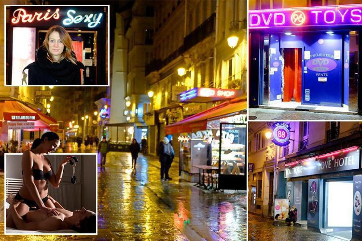 Swingers Clubs, Saucy Sex Secrets, Threesomes And Moresomes Prove That Paris Really -5219