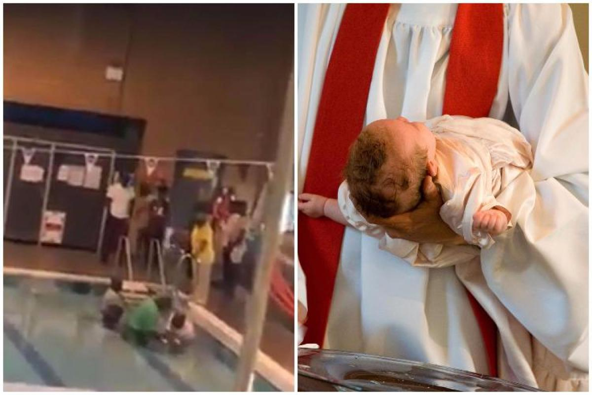 Dublin City Council Are Earning Cash By Renting Out Public Swimming Pools For Baptisms