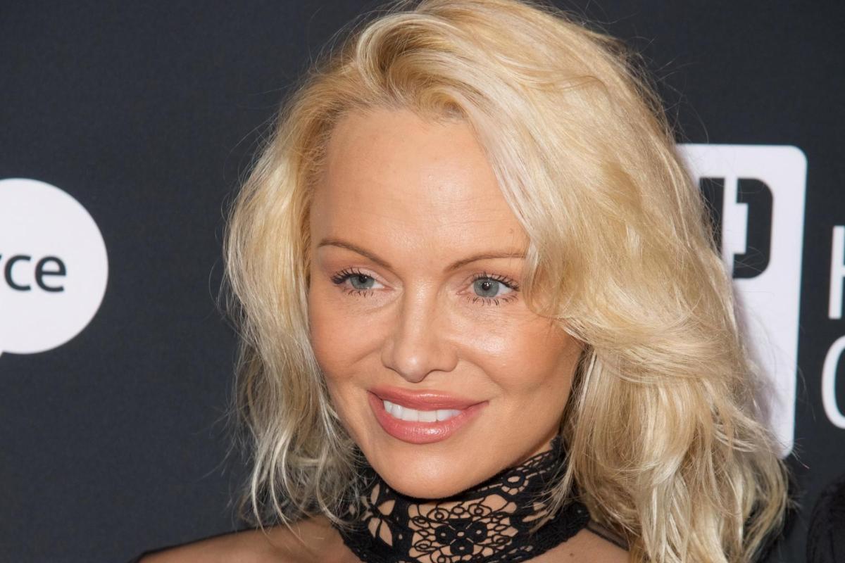 Pamela Anderson Now What is Pamela ...