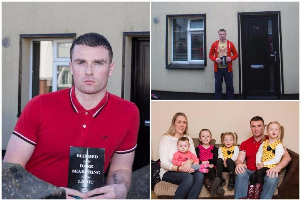 Haunted House Horror Leads Irish Dad To Start Chanting To