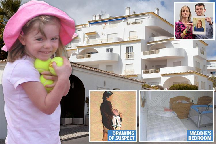 Shocking New Abduction Theory Claims Madeleine McCann Left