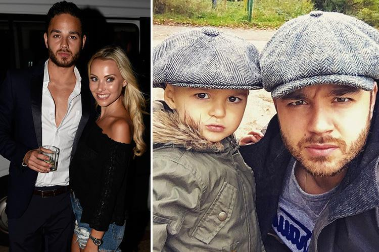 Emmerdale S Adam Thomas And Wife Caroline Reveal They Re