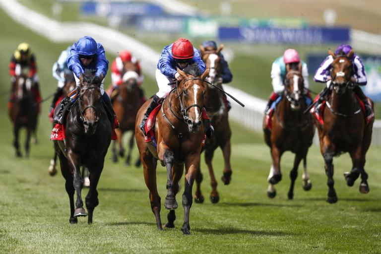 Fast horse racing results: Who won the 1.05 at Newmarket ...