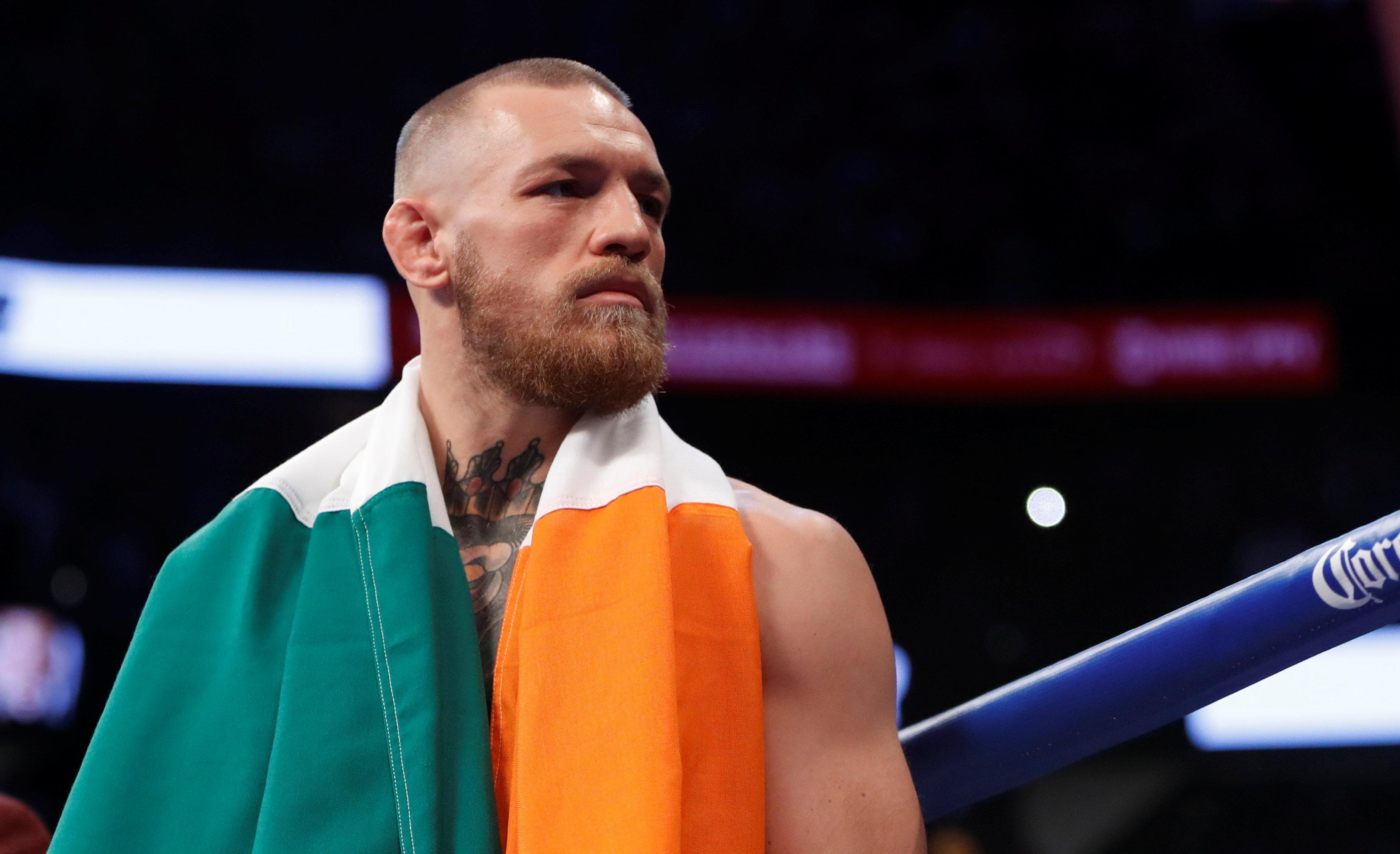 Tickets for Conor McGregor's UFC return are already on sale on tout sites - a week before general sale