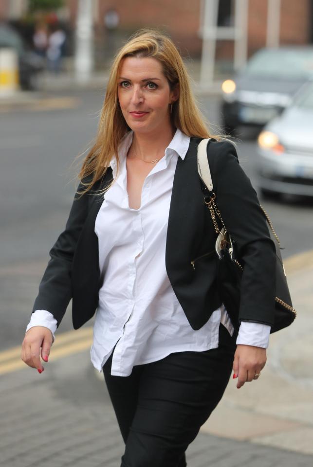 Vicky Phelan a pris la HSE en charge