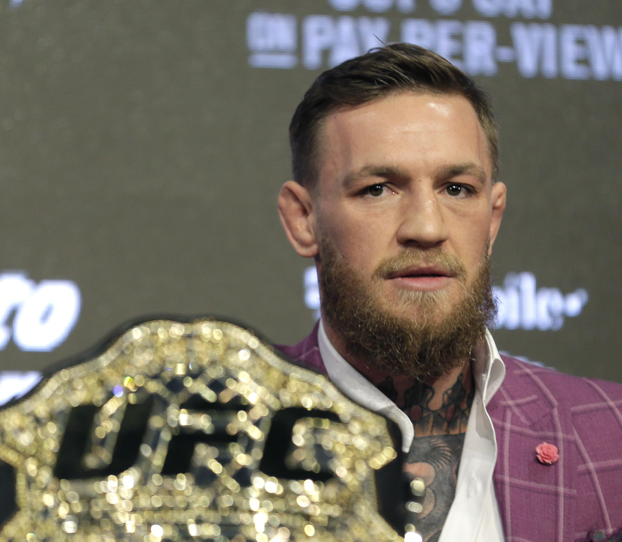 Figures show McGregor's main Irish firm had accumulated losses of £317,055 at the end of December