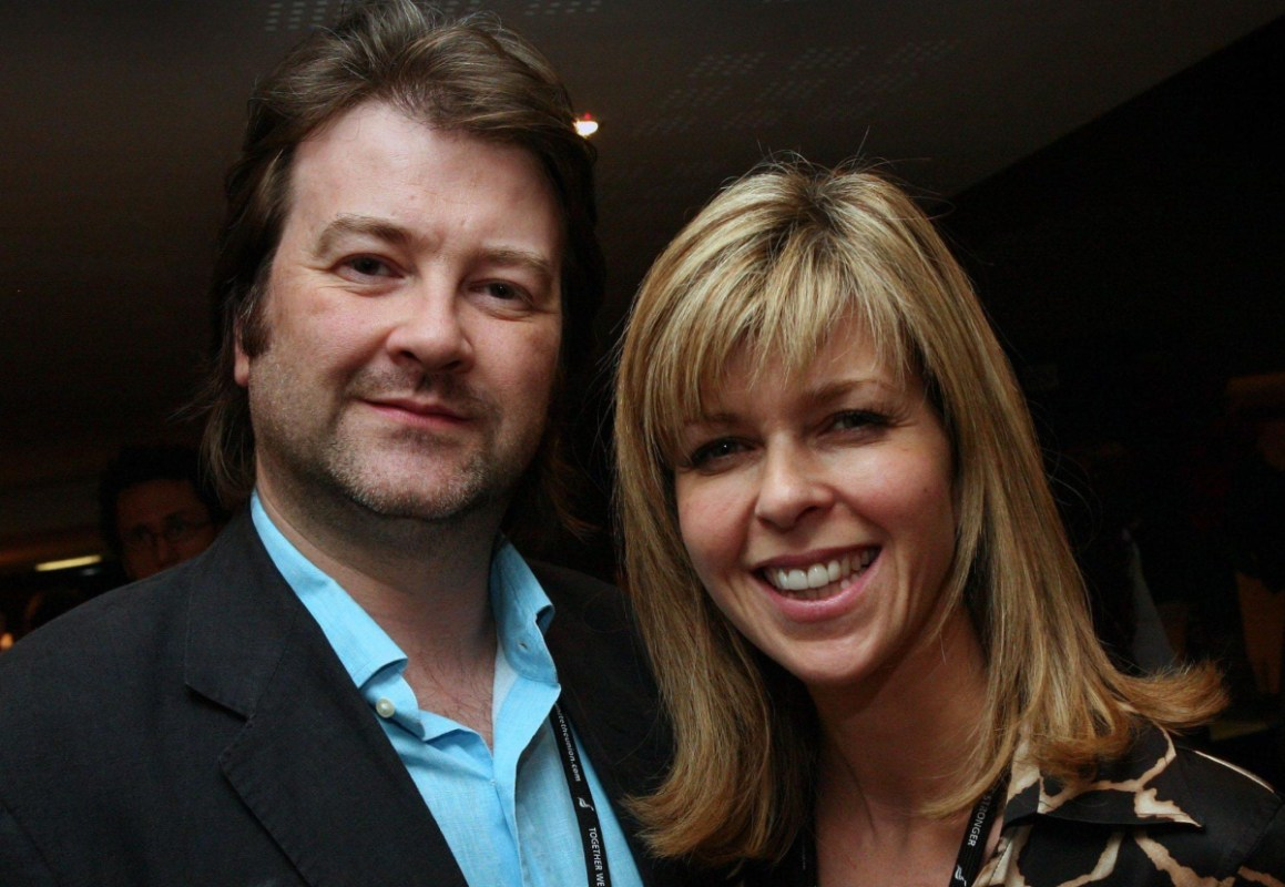 Who Is Kate Garraway S Husband Derek Draper When Did They