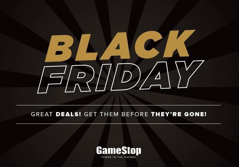 Gamestop Ireland Black Friday Xbox One And Ps4 Deal From