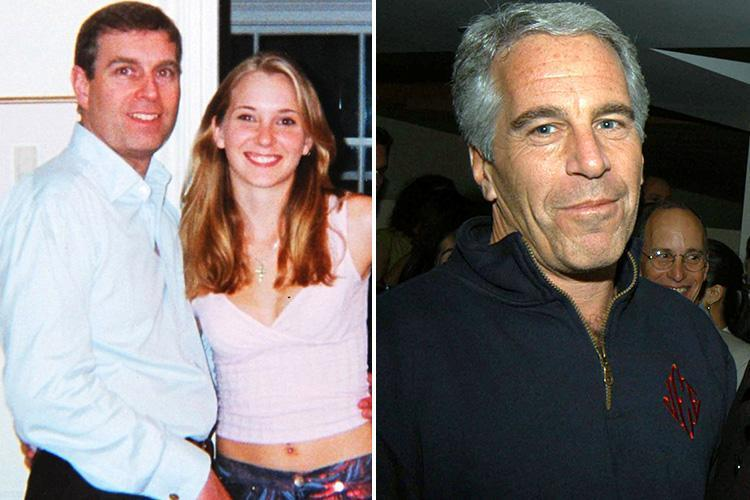 Prince Andrew Spared Shame Of Being Dragged Back Into