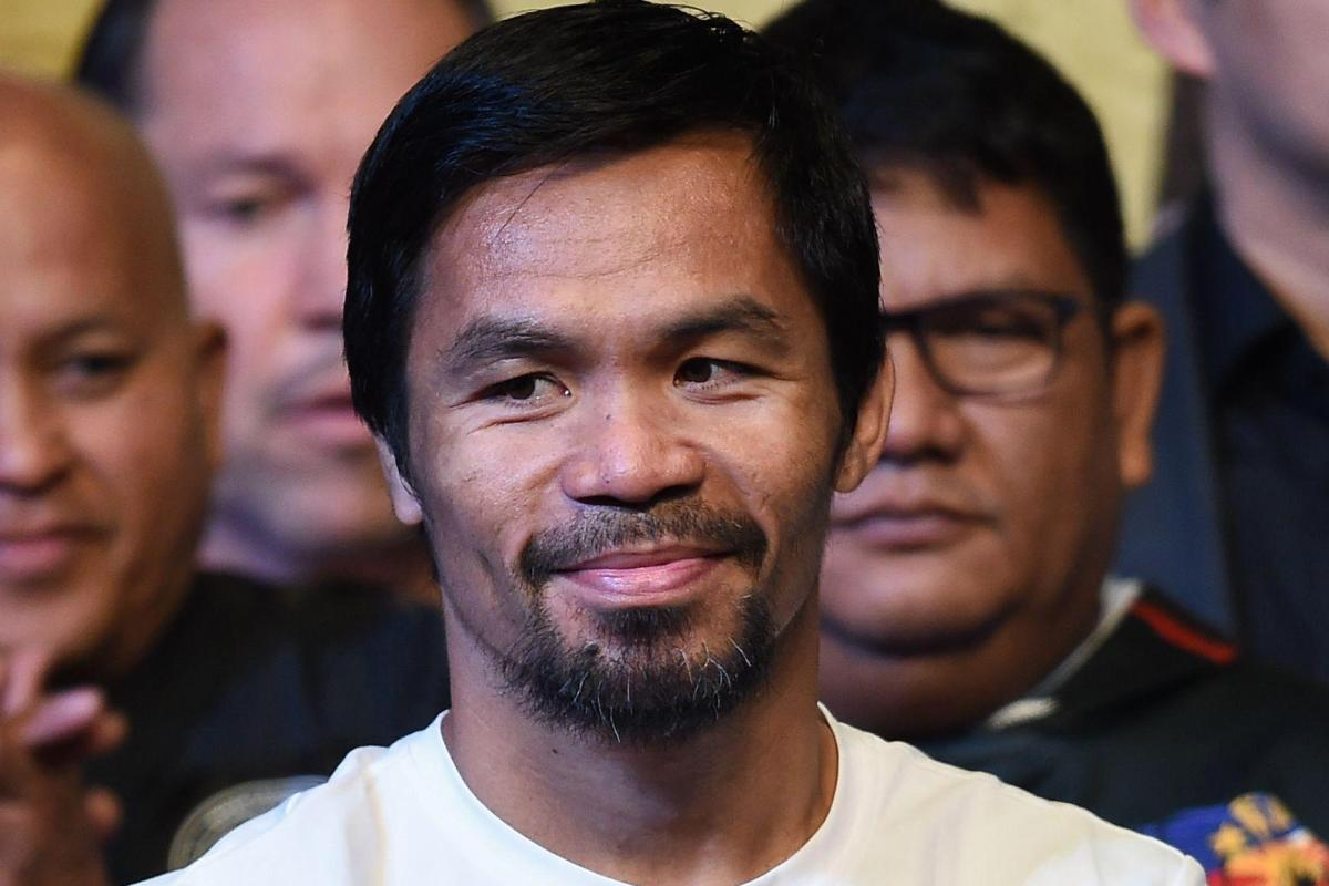 Manny pacquiao vs adrien broner to be shown live for free in uk for wba world welterweight title for Adrien harper watches