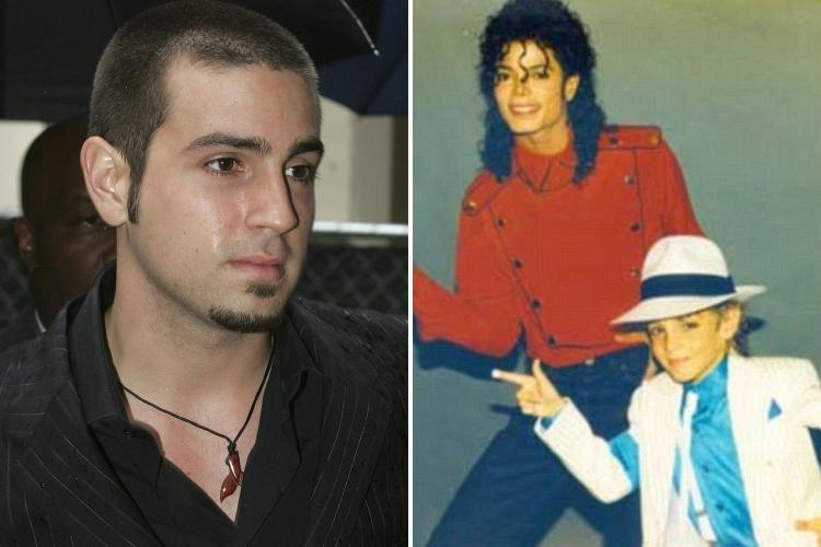 How did Wade Robson meet Michael Jackson and what claims ...