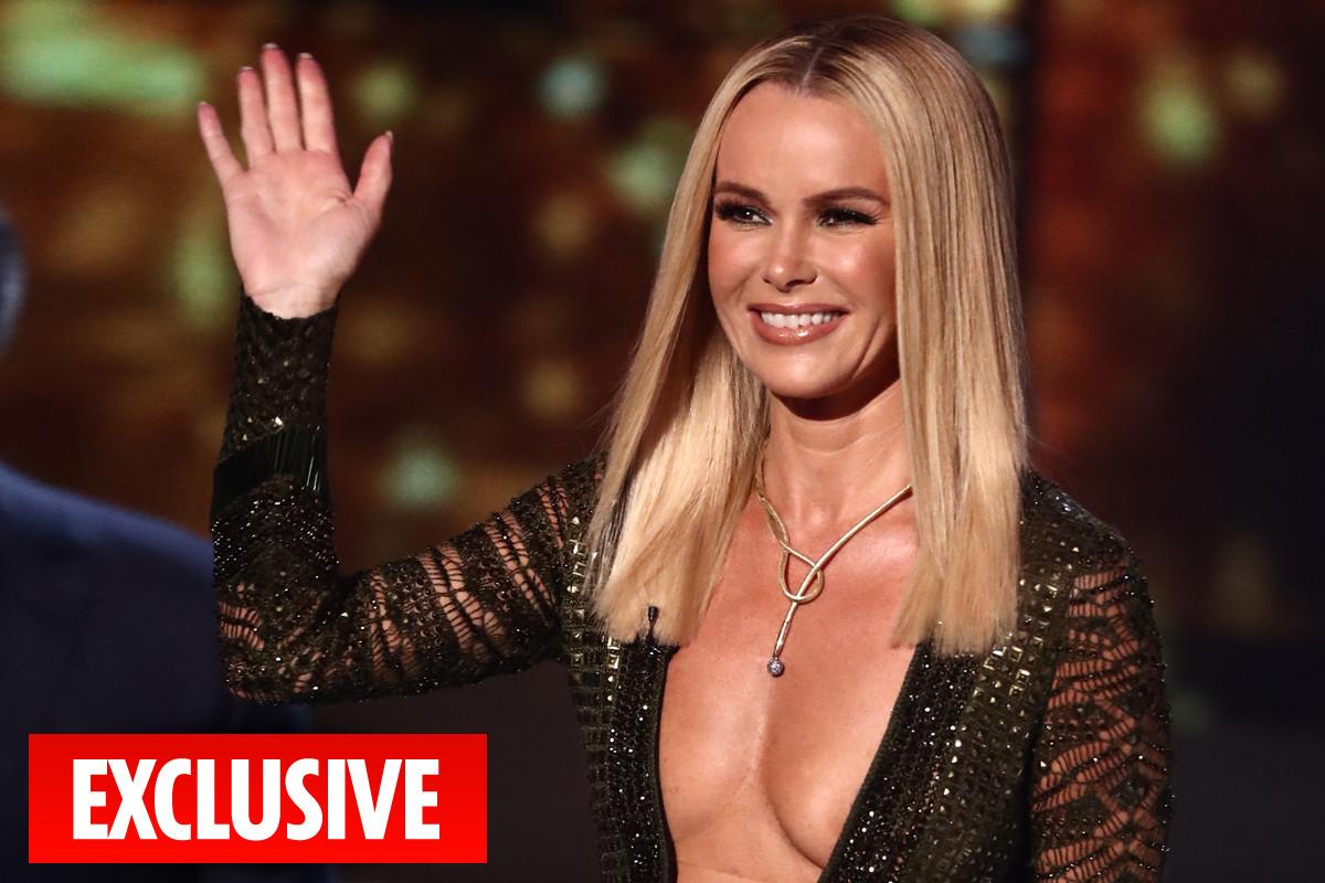 Britain S Got Talent Judge Amanda Holden Axes Her Stylist