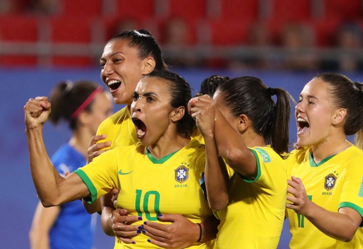 France Vs Brazil Live Stream Free Watch Women S World Cup