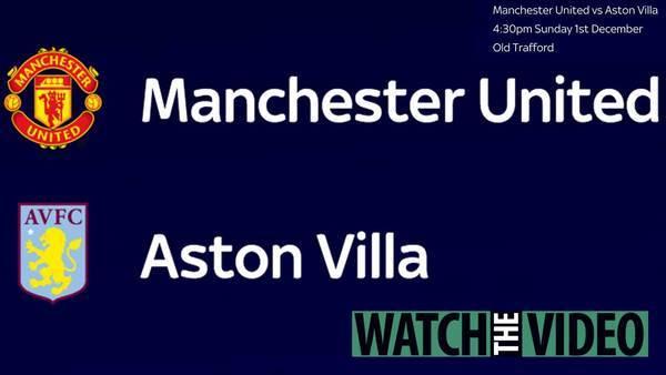 Is Man Utd Vs Aston Villa On Tv Live Stream Channel