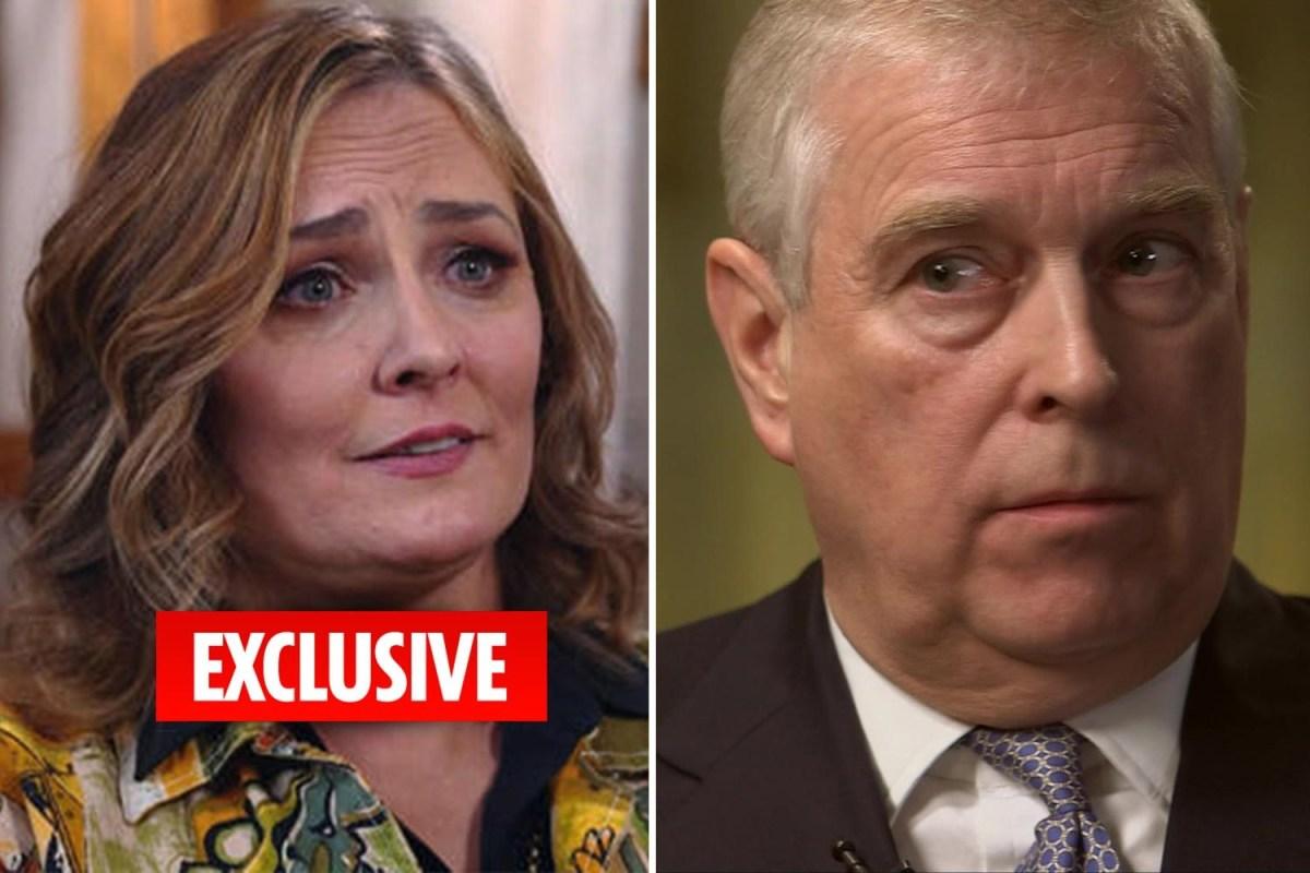 Jeffrey Epstein S Victim Calls Prince Andrew Revolting