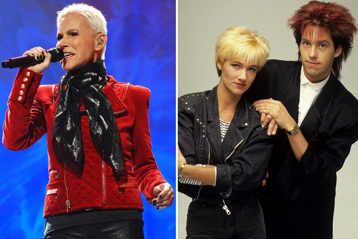 Marie Fredriksson Dead At 61 Roxette Star Bravely