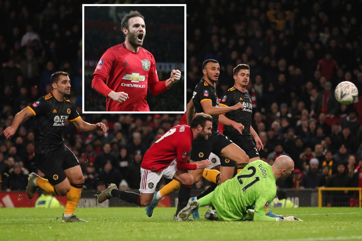 Man Utd Vs Wolves Live Result Score Stream Free Tv