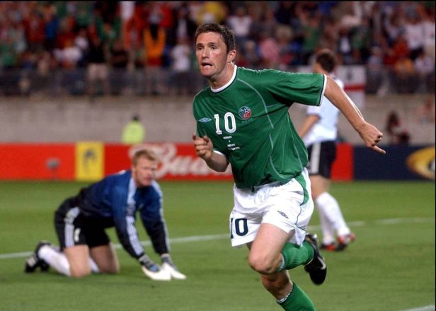 Robbie Keane admits he 'still gets goosebumps' watching late ...