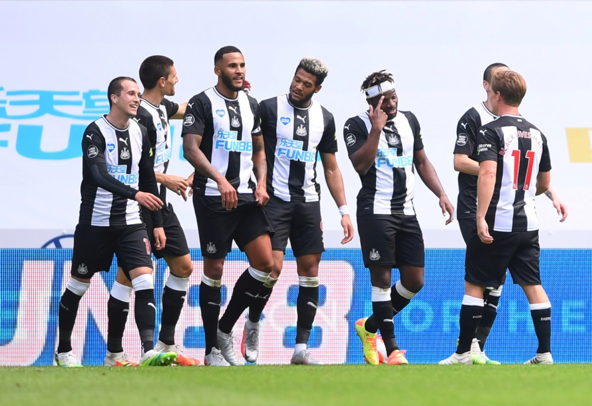 Newcastle Vs Man City Free Live Stream Tv Channel Team