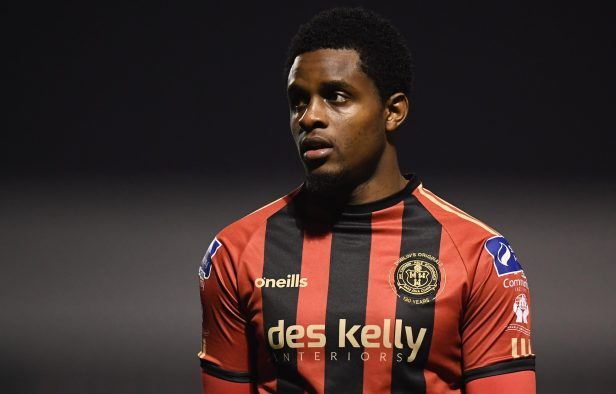 Bohemians star Andre Wright eager to get back on the field after  'frustrating time' out of the game due to coronavirus