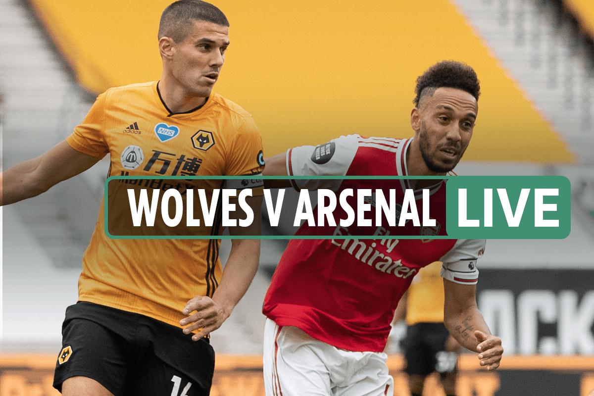 Wolves Vs Arsenal Live Score Stream And Tv Channel Saka