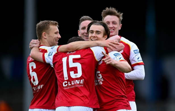 Finn Harps 0-2 St Patrick's Athletic: Stephen O'Donnell's side continue  blistering start to the season in tough away win