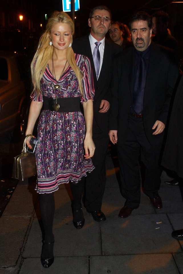 Alongside Paris Hilton, Robbie says Tinder has killed off nightclubs