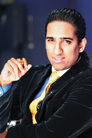 Arindam Chaudhuri, Editor-in-Chief, The Sunday Indian