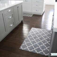 Gray Kitchen Mat Black Table Set Priorities And New Rugs The Sunny Side Up Blog