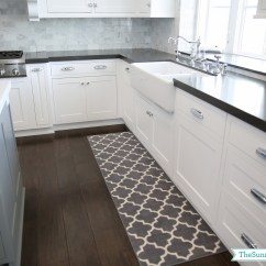 Grey Kitchen Rugs Faucets Stainless Steel Priorities And New The Sunny Side Up Blog