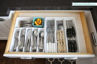 Organized Kitchen Utensil Drawer - The Sunny Side Up Blog