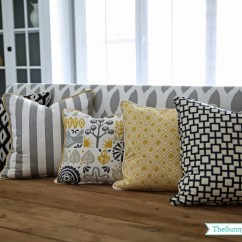 Dining Room Chair Pillows Back Covers India Decor Update Bench Chairs The