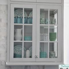 Kitchen Shelf Decor Wood Tables The Sunny Side Up Blog