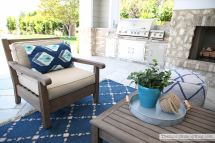 Pottery Barn Outdoor Pillows