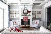Christmas in the formal living room - The Sunny Side Up Blog