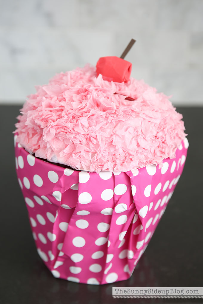 How To Make A Cupcake Valentine Box And Other Fun