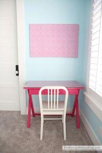 Girls' Bedroom Desks - The Sunny Side Up Blog