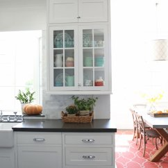 Fall Kitchen Decor Buy Modern Cabinets Online And New Rugs The Sunny Side Up Blog Cofferedceiling Doubleislands