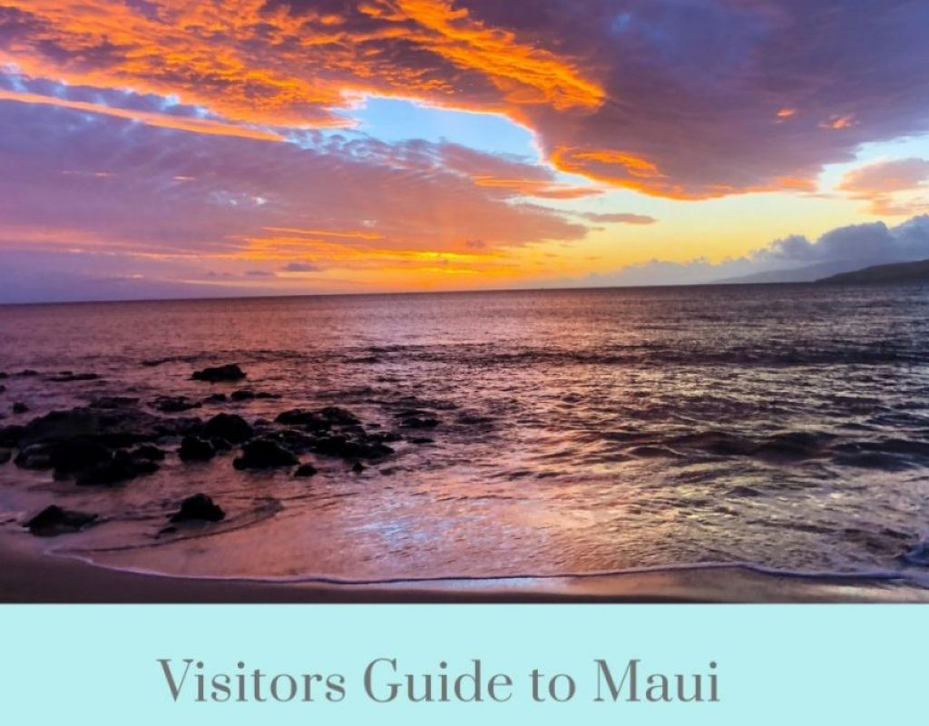 Visitors Guide to Maui