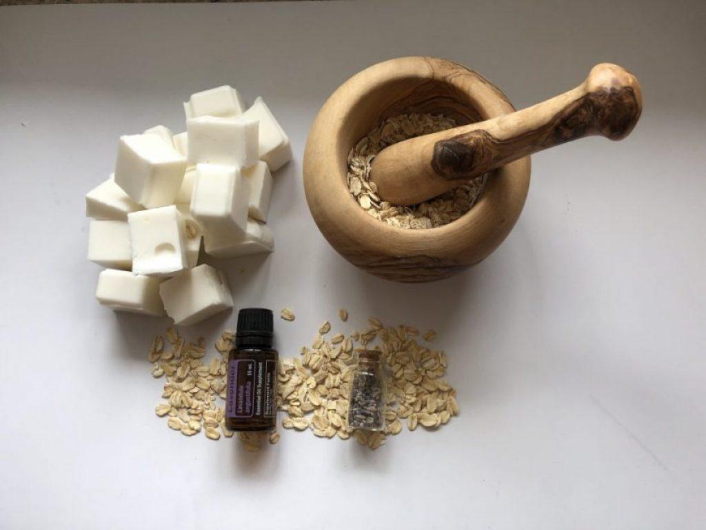 diy soap ingredients
