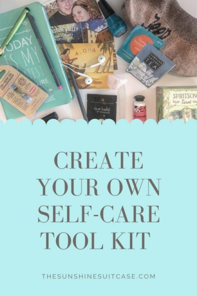 Self Care Tool Kit Pinterest