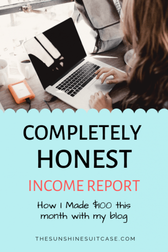 July Income Report 2019