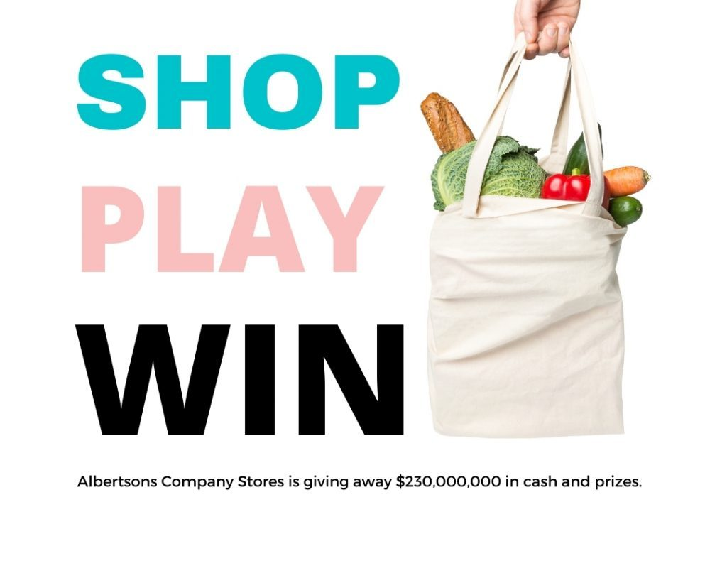 Shop Play Win Monopoly at Albertsons Company Stores