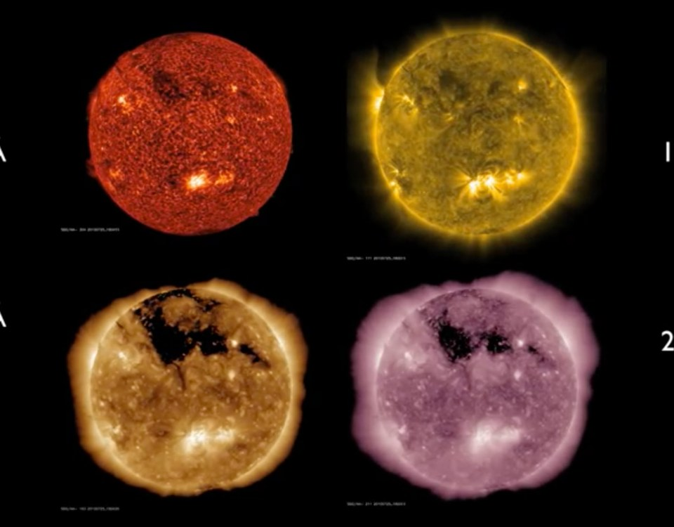 Atmospheric Imaging Assembly