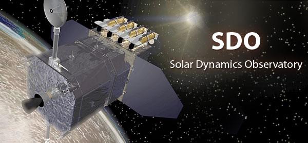 SDO (Solar Dynamics Observatory)